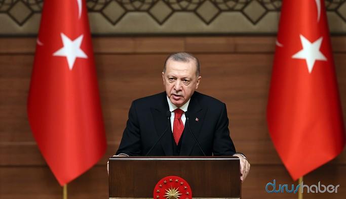 Erdoğan: Gençler dedelerinin mezar taşını dahi okuyup, anlamaz durumda