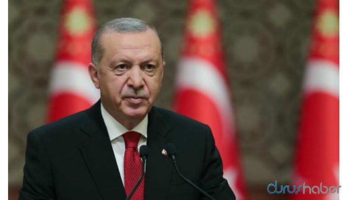 Erdoğan: Kısıtlamaları kademeli olarak kaldıracağız!