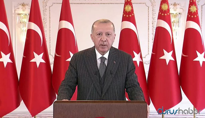 Erdoğan: Ülkemiz sanıldığının aksine su zengini değildi