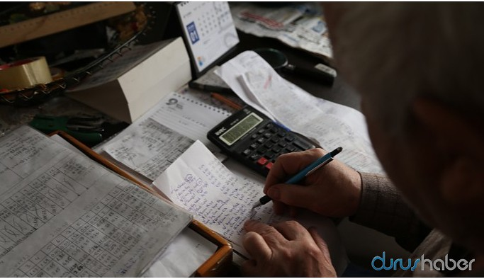 Esnaf borcu borçla kapatıyor