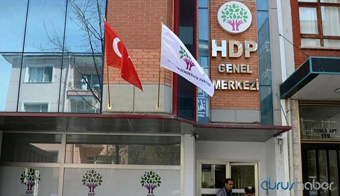 HDP: Bahçeli yargı üzerinde baskı kurarak anayasal suç işliyor