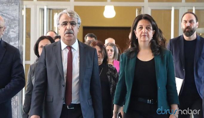 HDP'den 4 partiye görüşme talebi