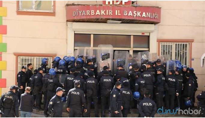HDP kapılarındaki GBT uygulamasına suç duyurusunda bulunacak