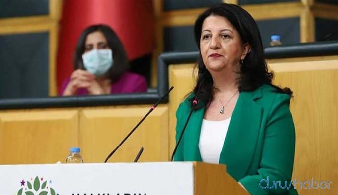 HDP'li Buldan: 'AİHM kararı bizi bağlamaz' diyen Erdoğan'a soruyoruz: Sizi ne bağlar? Darbe hukuku mu?