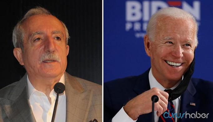 'Joe Biden, Kürtmüş' diyen AKP'li Miroğlu'ndan yeni açıklama