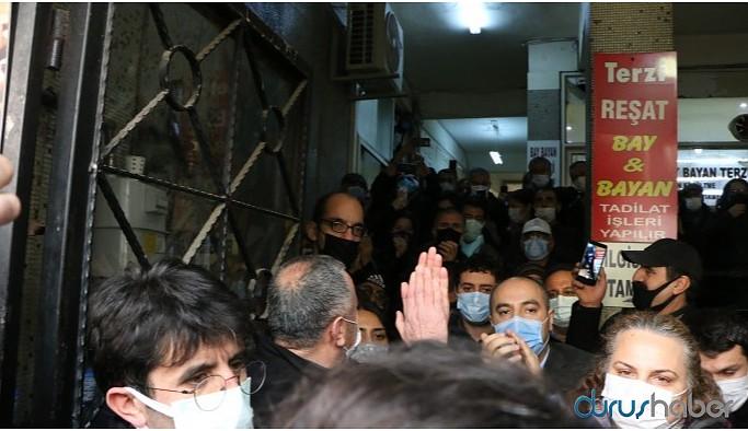 Kadıköy'de gözaltına alınanlar serbest bırakıldı