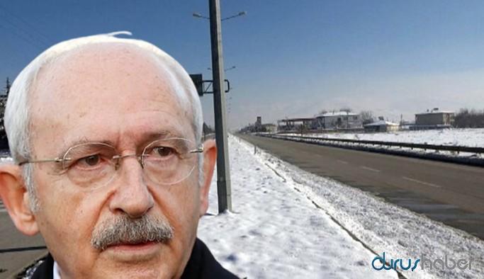 Kılıçdaroğlu'nun ismi bulvardan kaldırıldı