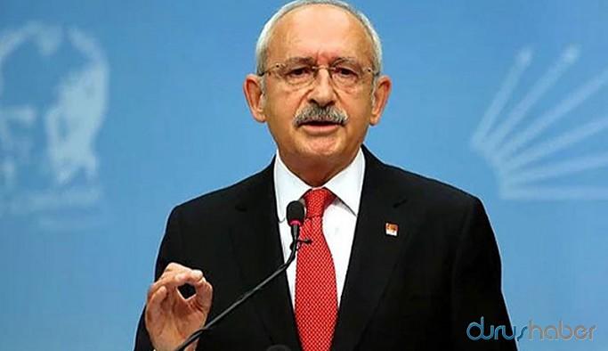 Kılıçdaroğlu: SGK Hazine'ye devredilmeli