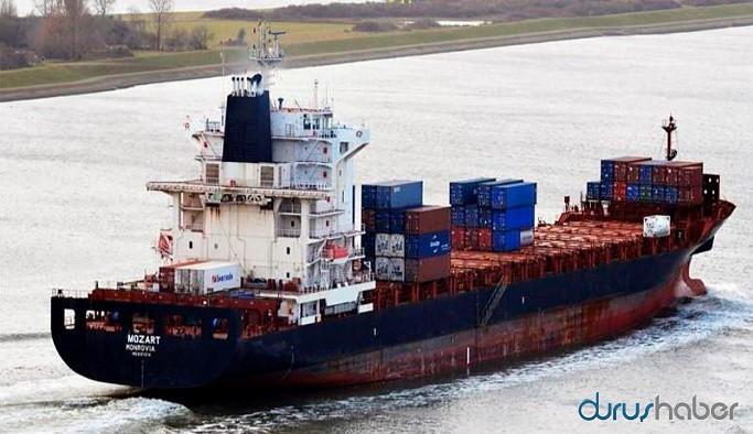 Korsanların kaçırdığı gemi Gabon'a demirledi