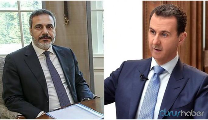 MİT Başkanı Fidan Şam'a gitti iddiası