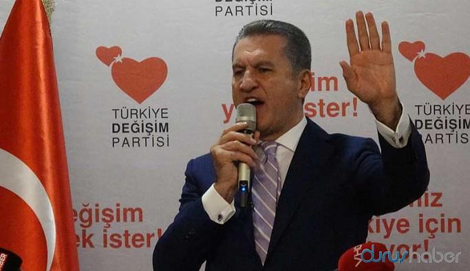 Mustafa Sarıgül, Ekrem İmamoğlu'nun sloganını kullandı