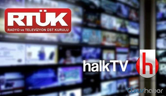 RTÜK'ten Halk TV'ye 'Fikri Sağlar' cezası