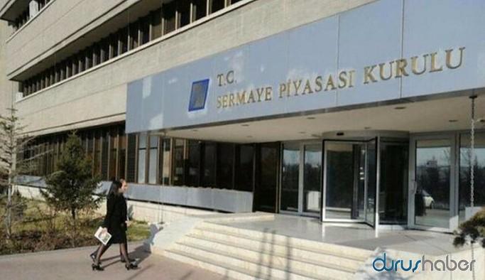 SPK'dan 15 kişi hakkında suç duyurusu