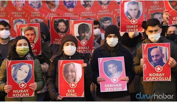 Suruç Katliamı'nın 66'ncı ayında ortak mücadele çağrısı