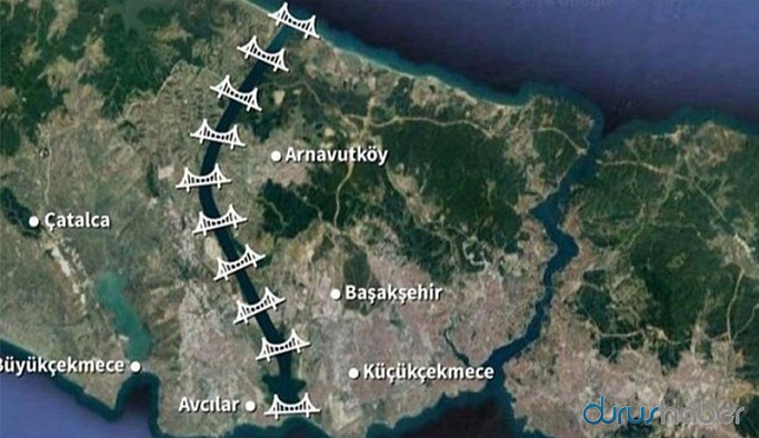 TMMOB'dan Kanal İstanbul için belirlenen bilirkişilere itiraz: Tarafsızlıktan çok uzak