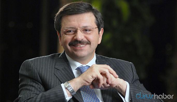 TOBB Başkanı Hisarcıklıoğlu'ndan bankalara yüksek faiz eleştirisi: Köstek oluyorlar