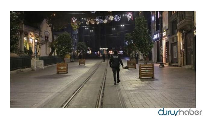 Türkiye'de 56 saat sürecek sokağa çıkma yasağı başladı