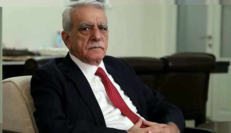 Ahmet Türk: Kürtleri dışlayanlar Türkiye'ye büyük zarar veriyor
