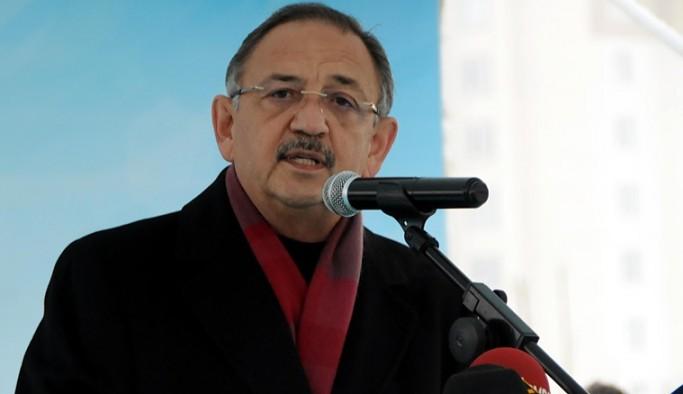 AKP'li Özhaseki'den HDP'ye oy verenlere: Lanet olsun oylarına, onların oylarının Allah belasını versin