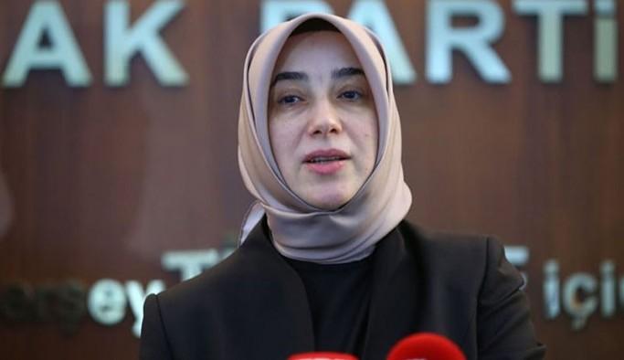 AKP'li Özlem Zengin'in çıplak arama yanıtı: Onurlu, ahlaklı kadın açıklamak için bir sene beklemez