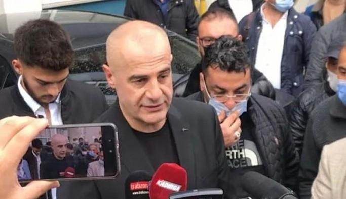 AKP'li Trabzon İl Başkan adayı kongreye saatler kala gözaltına alındı
