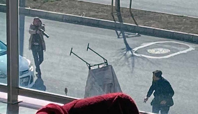 Başakşehir'de bir kişi kağıt toplayıcılarına pompalı tüfekle ateş etti