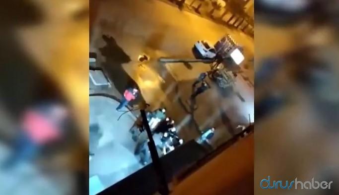 Bekçi şiddeti sokaklarda kol geziyor: 17 yaşındaki çocuk darp edilerek gözaltına alındı