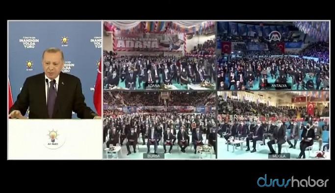 Boğaziçi'ne getirilen koronavirüs yasağı AKP'ye işlemedi! Erdoğan'dan 'tıklım tıklım' teşekkürü