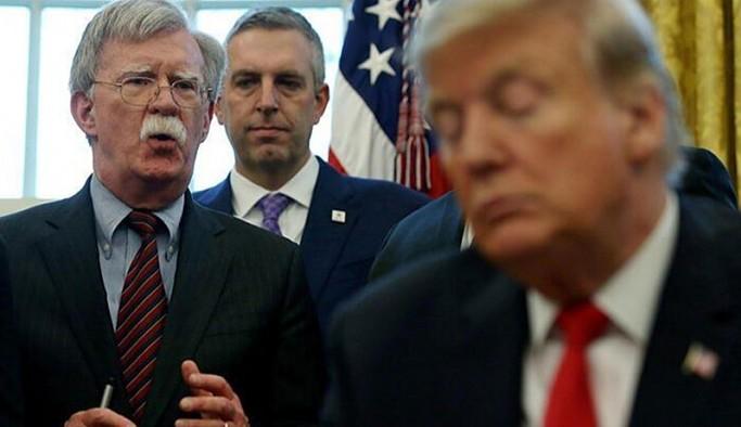 Bolton: Erdoğan Trump'tan defalarca Halkbank soruşturmasını bitirmesini istedi