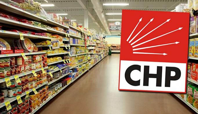 CHP'den 'üç harfli marketler' raporu: Esnafın boğazındaki 'zincir' AKP'nin eseri