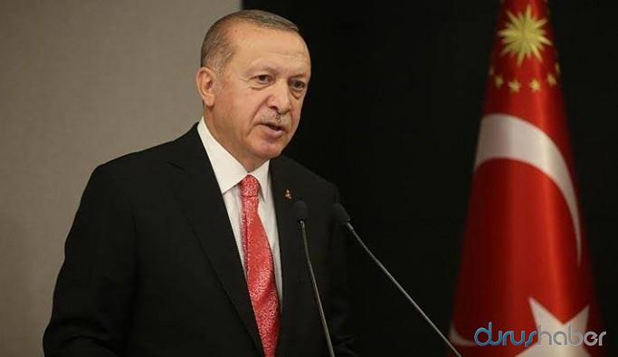 Erdoğan: Belki de Türkiye'nin yeni bir Anayasa'yı tartışmasının vakti gelmiştir!