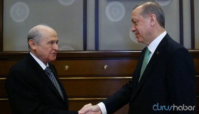 Erdoğan'ın Bahçeli 'hassasiyeti': Kafasında MHP'siz bir süreç yok