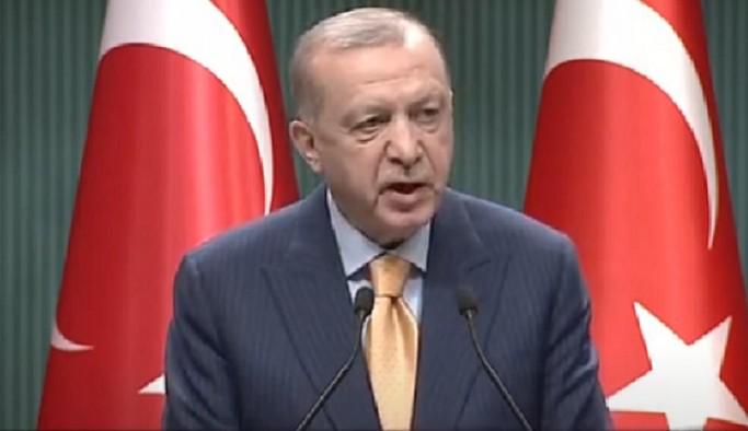 Erdoğan koronavirüs yasaklarının kalkacağı normalleşme süreci için tarih verdi!