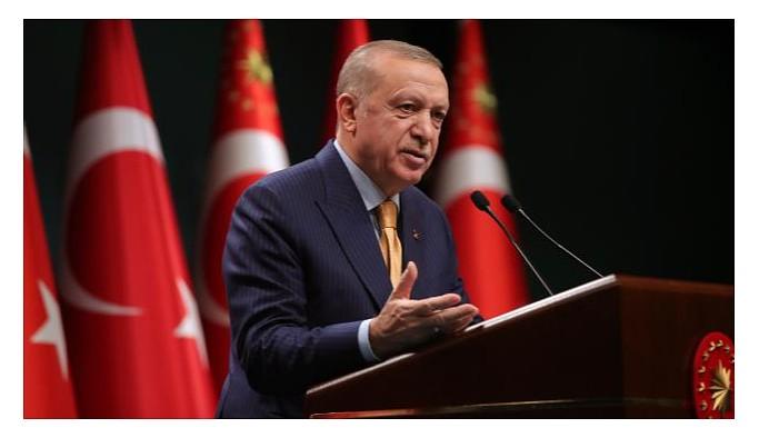 Erdoğan: Üniversitelerdeki eylemlerin amacı ne demokrasi ne özgürlük