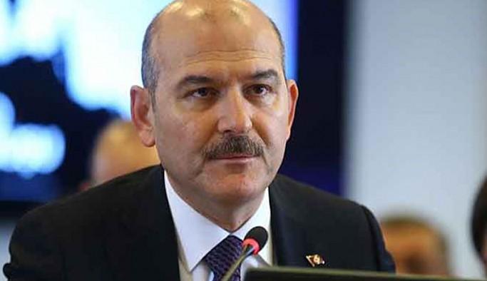 'Gare'ye giden HDP'li kadın vekil' iddiası sorulan Soylu yine isim vermedi