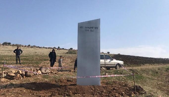 Göbeklitepe yakınlarındaki monolit kaldırıldı: Kimin kaldırdığı bilinmiyor