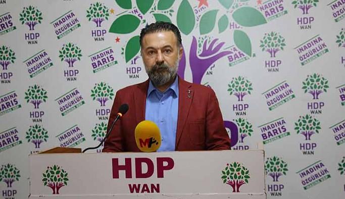 Hakkari Belediye Eşbaşkanı Dilek Hatipoğlu'na cezaevinde çıplak arama
