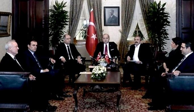 HDP'den açıklama: Türkiye'nin tek çıkışı Dolmabahçe Mutabakatı'dır