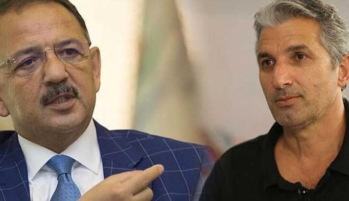 HDP'den Nedim Şener ve Mehmet Özhaseki hakkında suç duyurusu