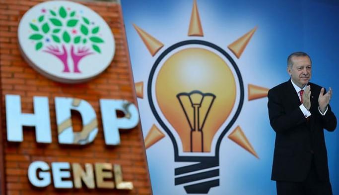 'HDP iktidara yönelse, kapatmak kimsenin aklına gelmeyecek'