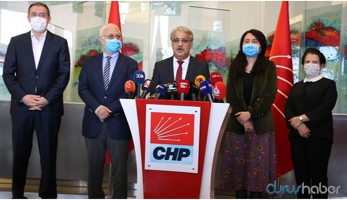 HDP'den CHP'ye ziyaret