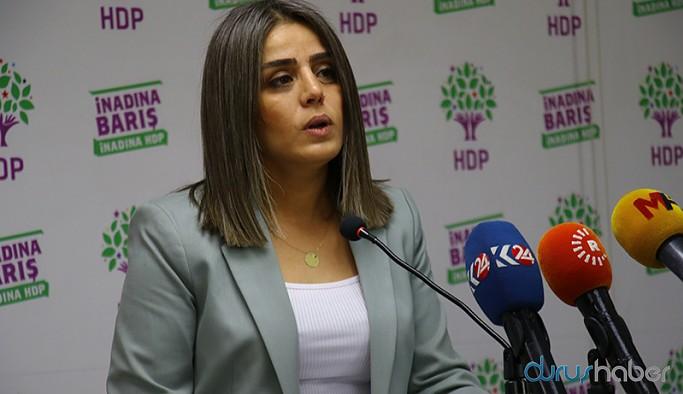 HDP'li Başaran: İçişleri Bakanı paralel bir yapının başkanı haline geldi