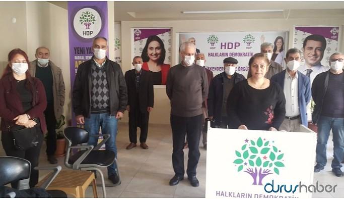 HDP'yi hedef gösteren gazete sahibine takipsizlik kararı