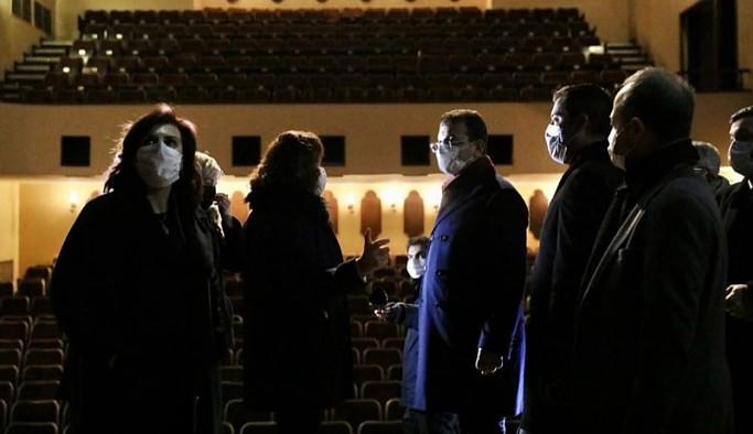 İBB'ye devredilen Kenter Tiyatrosu, pandemiden sonra perdelerini açacak