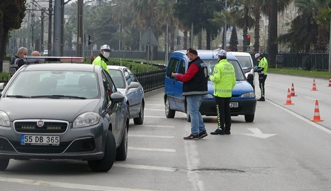 İçişleri Bakanlığından sokağa çıkma yasağı açıklaması