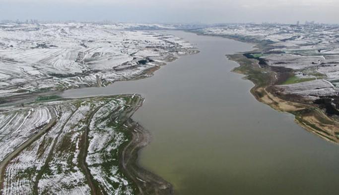 İstanbul'da barajların doluluk oranları yüzde 50'yi geçti