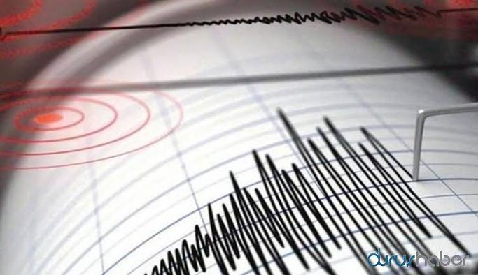 İzmir'de 5.1 büyüklüğünde bir deprem daha!
