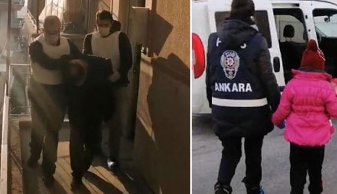 Kaçırdıkları Ezidi çocuğu Ankara'ya getiren IŞİD'liler yakalandı