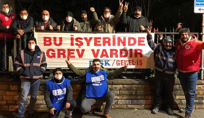Kadıköy Belediyesi'nde grev başladı, CHP'li belediyelerdeki tüm sözleşmeler askıya alındı