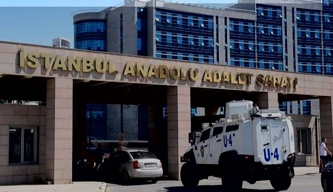 Kadıköy'de gözaltına alınanların sevk edildiği Kartal'da 7 günlük gösteri yasağı